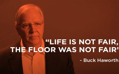 Buck Haworth: Open Outcry Traders History Project