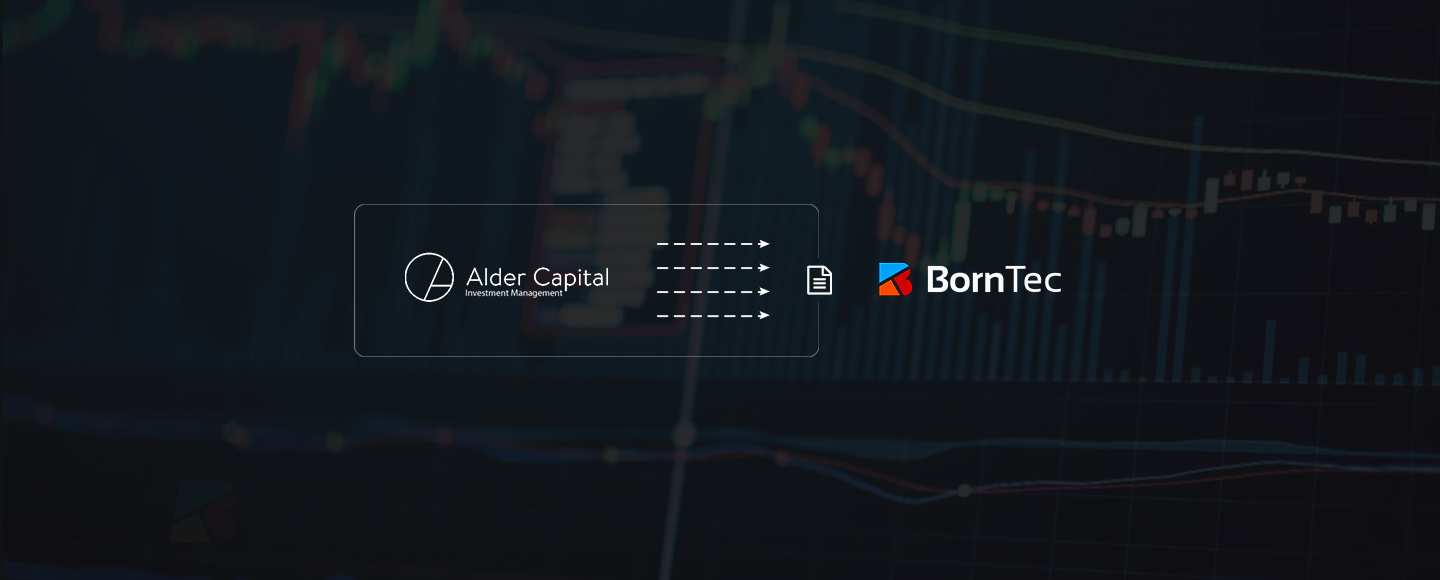Alder Capital selects to BornTec for automated EMIR reporting